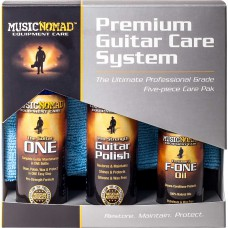 Premium Guitar Care Kit (5 pcs.)