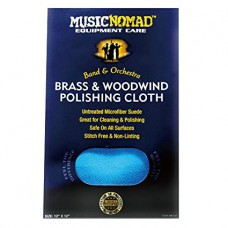Brass & Woodwind Microfiber Polishing Cloth